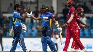 Dream11 Team Prediction Sri Lanka vs West Indies 2nd ODI: Captain And Vice Captain For Today SL vs WI, Probable Playing XI, Match Start Time at Mahinda Rajapaksa International Stadium 2.30 PM IST
