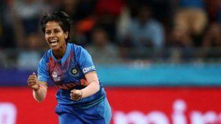 ऑस्ट्रेलिया के खिलाफ रोमांचक जीत के बाद मिताली राज ने पूनम यादव को कहा 'गेमचेंजर'