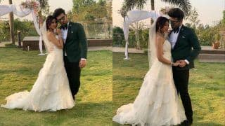 Bigg Boss 13 Contestants Paras Chhabra, Mahira Sharma Stun Fans in Wedding Attires, Pictures go Viral
