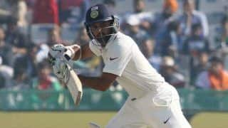 Ranji trophy quarter final parthiv patel hits century for gujarat completes 11 thousand runs in first class cricket 3949822