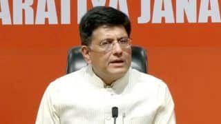 Railways Ready to Run 'Shramik Special' Trains From Any District in Country, Says Piyush Goyal