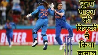 महिला टी20 वर्ल्ड कप के पहले मैच में पूनम यादव ने लगाई रिकॉर्ड्स की झड़ी