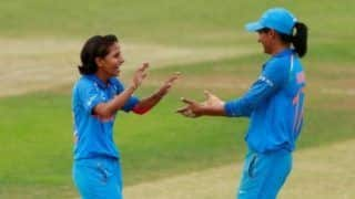 2020 icc womens t20 wc india women vs west indies women poonam yadav three wickets help india to two run close win 3947211