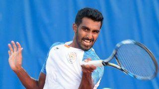 Prajnesh Gunneswaran Suffers Straights Sets Defeat To Kwan Soon-Woo, Exits Maharashtra Open