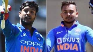 Ind vs NZ 1st ODI Playing XI: Shaw, Mayank to Debut; Latham to Lead Blackcaps