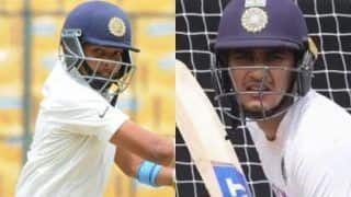 India vs new zealand 1st test no fight for spot with prithvi shaw says shubman gill 3942280