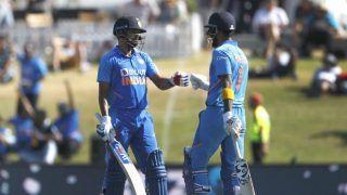 IND vs NZ, तीसरा वनडे: केएल राहुल के शतक के दम पर टीम इंडिया ने बनाए 296 रन
