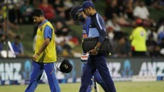 Injured Rohit sharma ruled out of odi and test series against new zealand