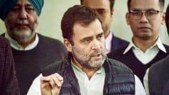 'Stand Together With Govt But Sudden Lockdown Created Immense Panic', Rahul Gandhi Writes to PM