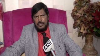 After 'Go Corona, Corona Go', Ramdas Athawale Says 'No Corona, Corona No' to Stop COVID-19 Mutation