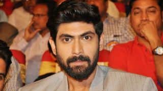 I Have Never Been in a Hurry to do Films: Rana Daggubati on Long Gap Between Movies