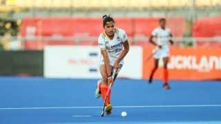 Hockey: Rani Rampal Shines in India's 1-0 Win Against Great Britain