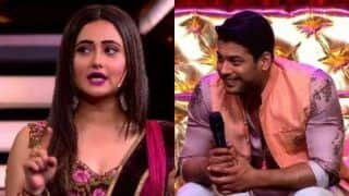 Mujhse Shaadi Karoge: Rashami Desai, Sidharth Shukla Are Back With Their Cute Banter And Here's The Reason to Rejoice
