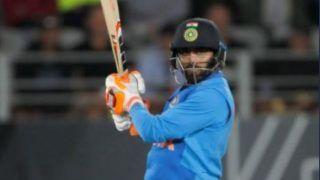 ऑकलैंड में अर्धशतकीय पारी खेल रवींद्र जडेजा ने धोनी और कपिल देव को पीछे छोड़ा, बनाया नया रिकॉर्ड