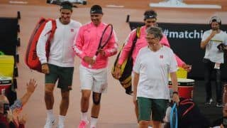 Roger Federer, Rafael Nadal Create New World Record, Play in Front of Record Audience in Cape Town
