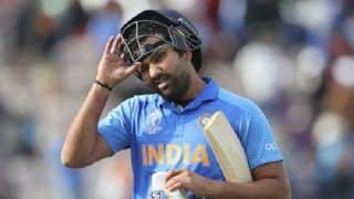 Rohit Sharma Ruled Out of India's ODI Series Against New Zealand Due to Calf Injury: BCCI Source