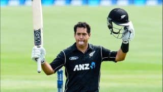 Have no Problem in Tie Being a Tie in ODI Match, Says Ross Taylor
