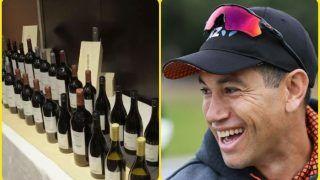 रॉस टेलर को हर एक टेस्ट मैच के लिए गिफ्ट में दी गई 100 वाइन की बोतलें