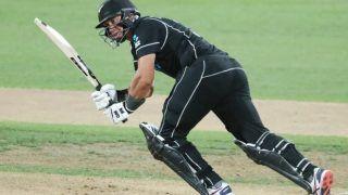 रॉस टेलर के धमाकेदार शतक से न्यूजीलैंड ने रन चेज के मामले में दर्ज की सबसे बड़ी जीत