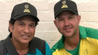 तेंदुलकर-पॉन्टिंग जैसे सितारों से सजे बुशफायर क्रिकेट बैश की मदद से CA ने जुटाए 7.7 मिलियन डॉलर