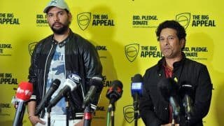 Sachin Tendulkar Urges Fans to Donate During Bushfire Cricket Bash, Says ' I Share Special Feeling For Australian People'