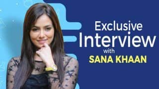 There is no Way I Would Say no to Special OPS, Says Sana Khan