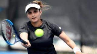 Sania Mirza And Her Partner Caroline Garcia Sail Into Dubai Open Doubles Pre-Quarters