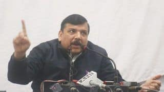 Delhi Assembly Elections 2020: With 'Massive Mandate', Delhi Has Said Arvind Kejriwal is 'Not a Terrorist', Says Aam Aadmi Party Leader Sanjay Singh
