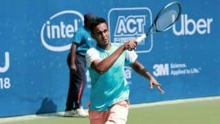 TATA Open Maharashtra: Sasi Mukund Exits After Gritty Fight