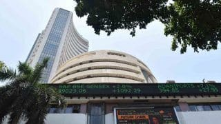 Market News Today: Rupee Falls 5 Paise at 74.98 Against US Dollar; Sensex, Nifty Fall Flat