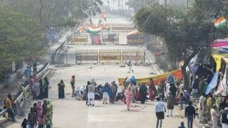 Roads at Shaheen Bagh, Chand Bagh Blocked by Protesters: Home Ministry