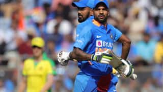राहुल की शानदार फॉर्म को देख धवन बोले-केएल 12वें नंबर पर भी उतरकर सेंचुरी जड़ सकते हैं