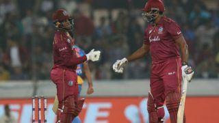 श्रीलंका के खिलाफ वनडे सीरीज से बाहर हुए इविन लुईस, शिमरोन हेटमायर