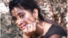छुई-मुई से शरमाई शिवांगी जोशी, इन अदाओं पर कौन न हो जाए फिदा