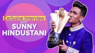 Indian Idol 11 Winner Sunny Hindustani Thanks Voters For Helping Him Win