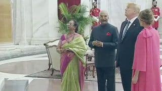 India Committed to Strategic Partnership With US, President Kovind to Donald Trump | Highlights