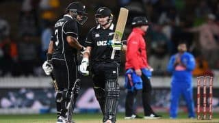 India vs New Zealand: Tom Latham Reveals Key of Beating India in 1st ODI, Says Building Partnerships And Keeping Composure Led to Successful Chase
