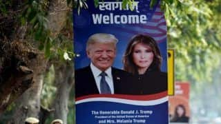 From 'Namaste Trump' to Taj Mahal Visit, Donald Trump Set For Grand Welcome in India Today