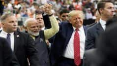 'India Awaits Your Arrival POTUS', Tweets PM Modi Ahead of Trump's Touchdown