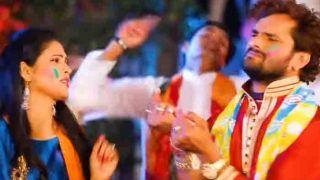 Bhojpuri Gana: होली के त्योहार को और रंगीन बनाएगा खेसारी लाल का यह गाना, साली के साथ कर रहे हैं शरारत