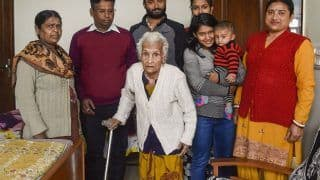 At 111, Bangladesh-Born Woman Oldest Voter in Delhi, Excited to Cast Vote Today