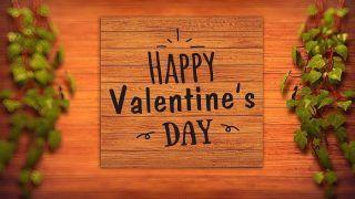 Valentine's Day 2021 Wishes: रिश्ते में फैल जाएगी प्यार की खुशबू, अगर पार्टनर को भेजेंगे ये खास Message