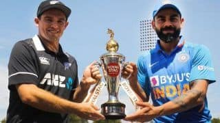 India vs new zealand 1st odi we are not looking at new zealand odi series as preparation for t20 world cup 2020 says virat kohli 3932192
