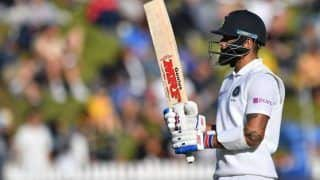 2nd Test: Southee Knocks Down Kohli For a Record 10th Time