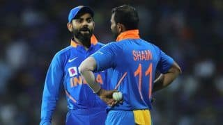 Asia xi vs world xi bcci sent virat kohli mohammed shami shikhar dhawan kuldeep yadavs names for asia xi t20is 3950130