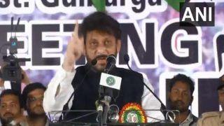 '15 Crore Dominating 100 Crore': FIR Against AIMIM Leader Waris Pathan For 'Hate Speech'