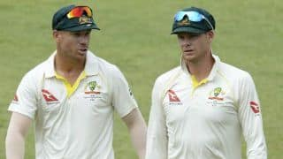 Cricket South Africa asks fans to behave decently when David Warner, Steve Smith tour along with team