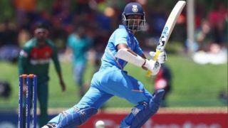 U19 World Cup Final : यशस्वी के अर्धशतक के दम पर भारत ने बांग्लादेश को दिया 178 रन का लक्ष्य