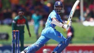 ICC U-19 Cricket World Cup 2020 Final: India Bowled Out For 177 After Jaiswal's 88