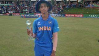 यशस्वी जायसवाल को वर्ल्ड कप में मिली 'मैन ऑफ द टूर्नामेंट' ट्रॉफी टूटी, लेकिन अब...